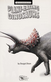 Cover of: Plant-eating dinosaurs | Dougal Dixon