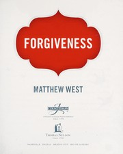 Cover of: Forgiveness