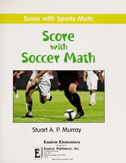 Cover of: Score with soccer math