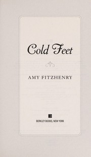 Cover of: Cold feet | Amy Fitzhenry