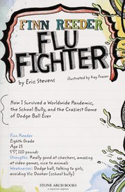 Cover of: Finn Reeder, flu fighter | Eric Stevens