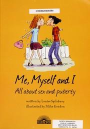 Cover of: Me, myself and I | Louise Spilsbury