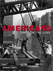 Cover of: Americans through the lens