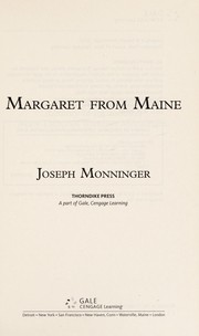 Cover of: Margaret from Maine