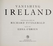 Cover of: Vanishing Ireland | Fitzgerald, Richard