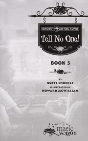 Cover of: Tell no one!