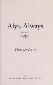 Cover of: Alys