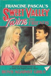 Cover of: Sweet Valley Twins #17: Boys Against Girls