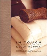 Cover of: In Touch | Kelly Hoppen