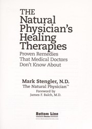Cover of: The Natural Physician