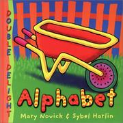 Cover of: Alphabet | Mary Novick
