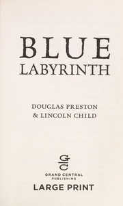 Cover of: Blue Labyrinth
