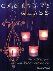 Cover of: Creative Glass