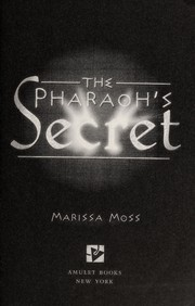 Cover of: Pharaoh's daughter