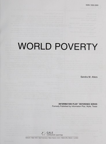 World poverty by Sandra Alters