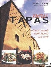 Cover of: New tapas | Fiona Dunlop