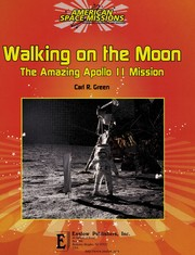Cover of: Walking on the moon