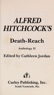Cover of: Alfred Hitchcock's death-reach