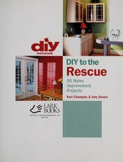 Cover of: DIY to the rescue | Karl Champley