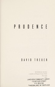 Cover of: Prudence