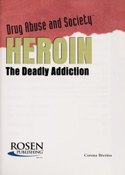Cover of: Heroin | Corona Brezina
