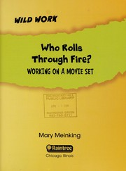 Cover of: Who rolls through fire? | Mary Chambers