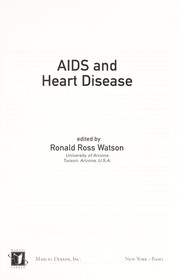 Cover of: AIDS and heart disease