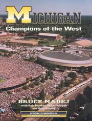 Cover of: Michigan | Bruce Madej