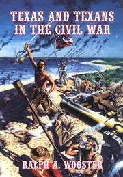 Cover of: Texas and Texans in the Civil War