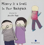 Cover of: Misery is a smell in your backpack | Jean Little