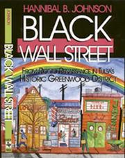 Cover of: Black Wall Street