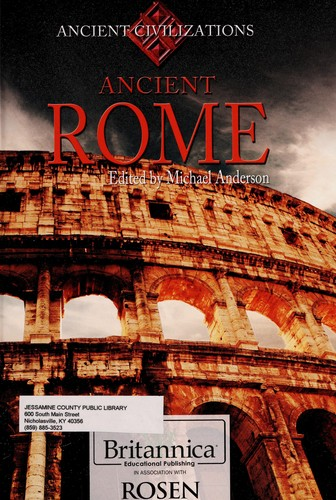 Ancient Rome by Anderson, Michael