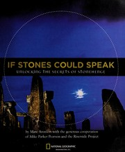 Cover of: If stones could speak | Marc Aronson