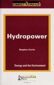 Cover of: Hydropower