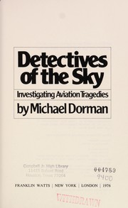 Detectives of the sky