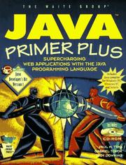 Cover of: Java primer plus | Paul Tyma