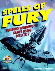 Cover of: Spells of fury