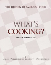 What's Cooking by Sylvia Whitman