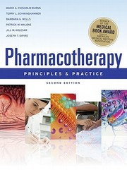 Cover of: Pharmacotherapy principles & practice - 2. ed.