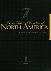 Cover of: Seven natural wonders of North America | Woods, Michael