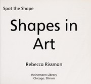 Cover of: Shapes in art