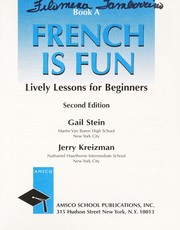 Cover of: French Is Fun
