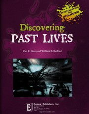 Cover of: Discovering past lives