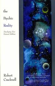 Cover of: The psychic reality