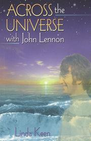 Cover of: Across the universe with John Lennon