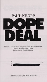 Cover of: Dope deal