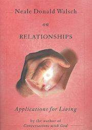 Cover of: Neale Donald Walsch on relationships