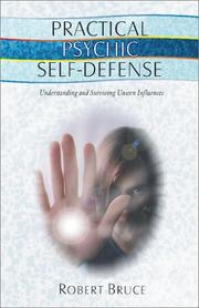 Cover of: Practical Psychic Self-Defense | Robert Bruce