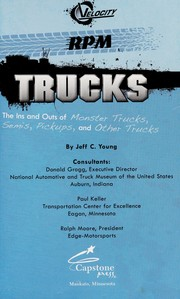 Cover of: Trucks: the ins and outs of monster trucks, semis, pickups, and other trucks