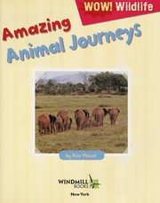 Cover of: Amazing animal journeys